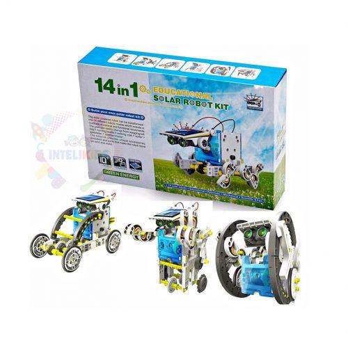 juguete kit robotica 14en1