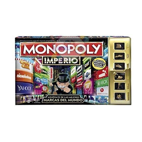 monopolio imperio hasbro