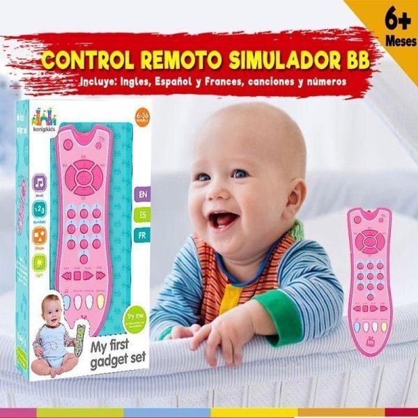 control remoto bebe