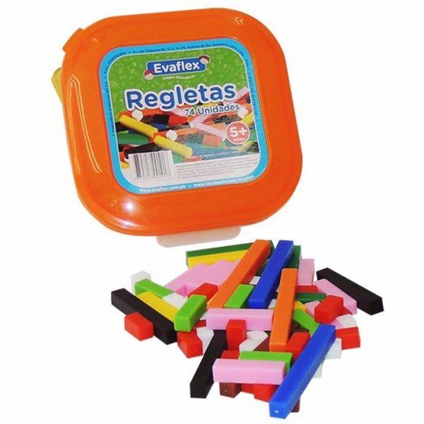 matematicas evaflex regletas plasticas unidad D NQ NP 556811 MLC20634719258 032016 F