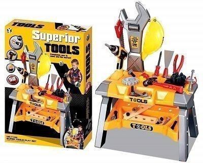 juego set herramientas niños peru
