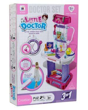set-doctor-odontologo-ninos
