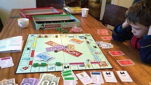 monopolio peru juego de mesa