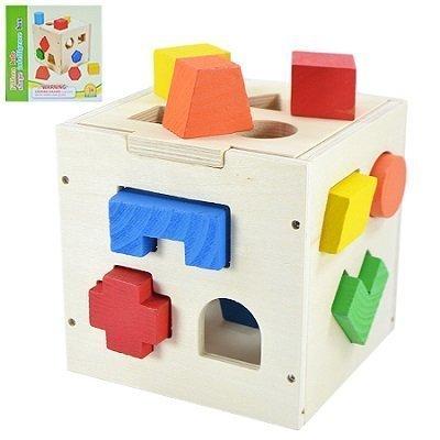 Cubo de encaje figuras