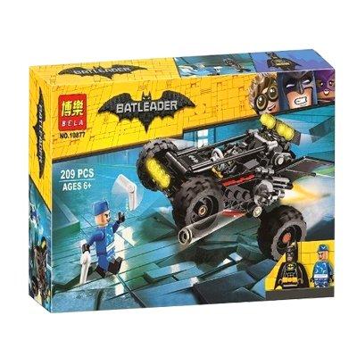 Lego batman robin 209 piezas