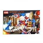 Lego spiderman hombre arana