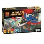 Lego super heroes peru 178 piezas