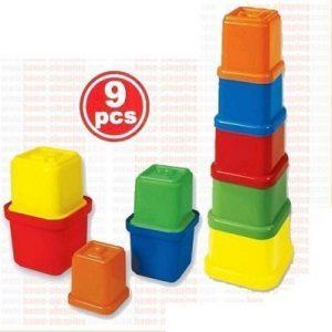 Cubo-apilamiento-bebe-9-piezas
