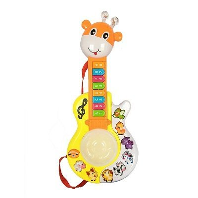 guitarra bebe animal paradise