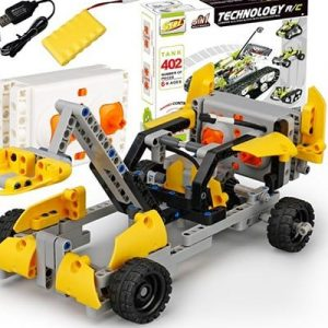 kit robotica radio control lego10 en 1