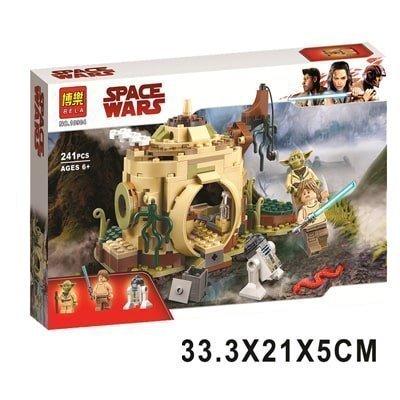 lego star wars 241 piezas