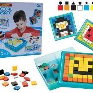 mosaico logical 170 piezas puzzle 1