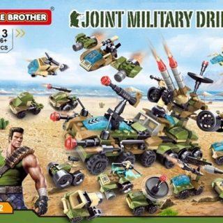 lego ejercito militar base militar soldados