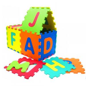 puzzle de goma eva lima peru educativos