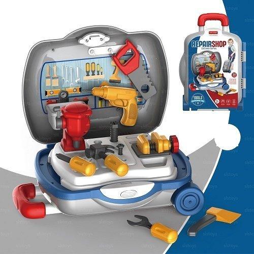 maletin juego de herramientas-niños navidad intelikids peru