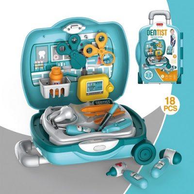 maletin set juego de dentista niños intelikids
