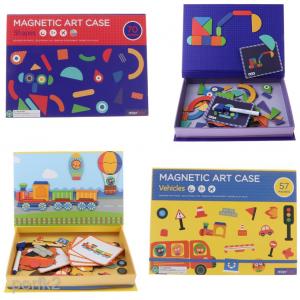 Mosaico magnetico educativo