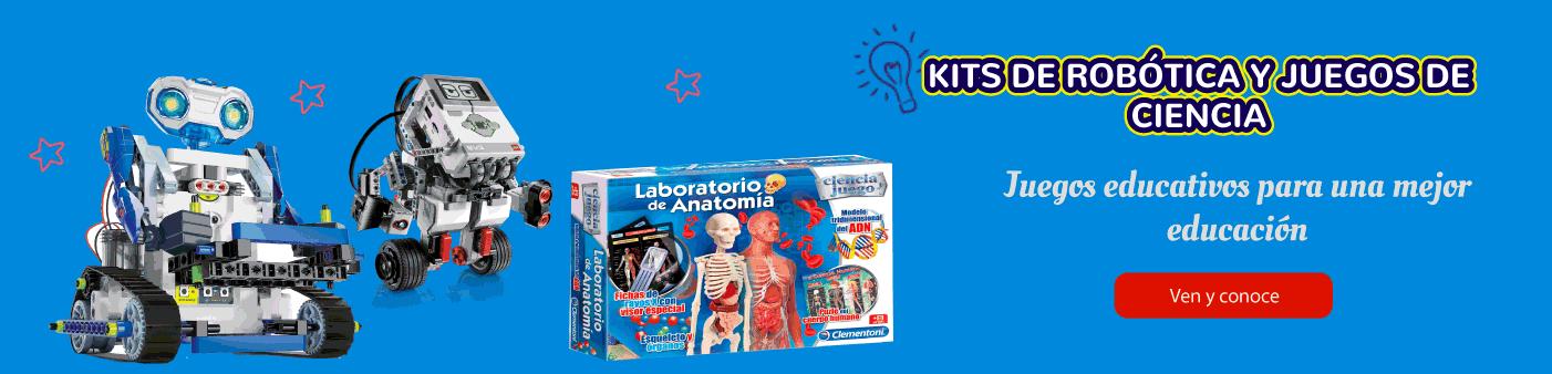 juegos educativos y juguetes para ninos didacticos robotica peru