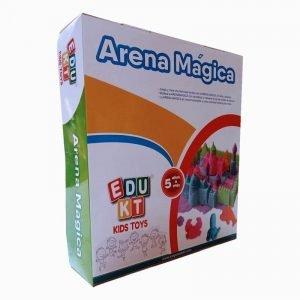 arena magica en caja
