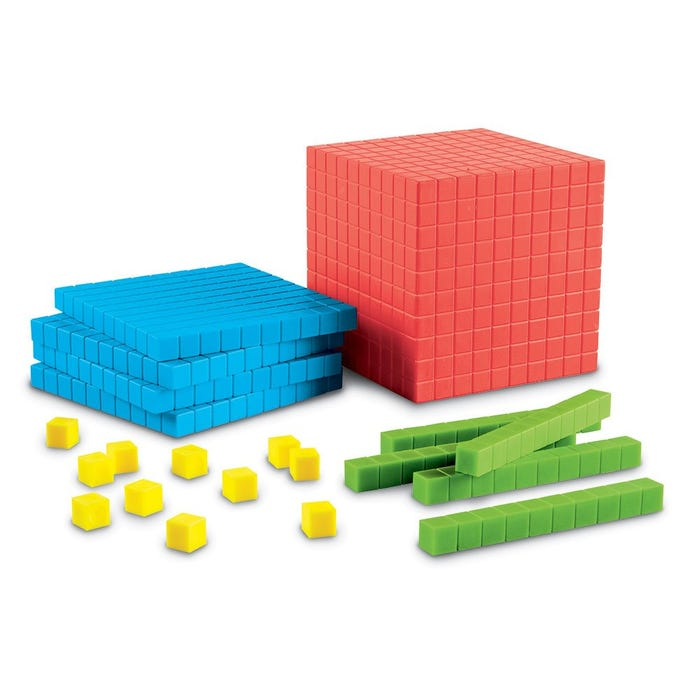 bloques base 10 base diez multibase